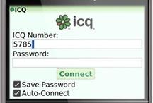 Funções do ICQ / by ICQrulez