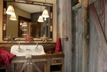 Bathroom Ideas / by Tina Coover