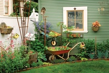 Garden Ideas / by Tina Coover