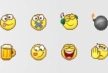 Emoticons para ICQ / by ICQrulez