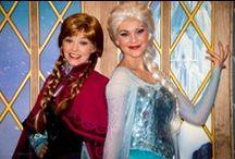 Disney Meet & Greet Characters