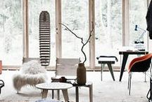 home inspire / home / by isabelle's Cabinet