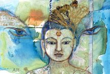 Buddha / Siddhatta Gotama seeks Enlightenment...