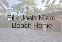 Billy Joel's Miami Beach Home
