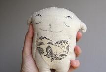 Dolls & Animals / by Elisa Kemp