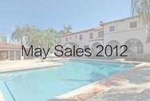 May Sales 2012