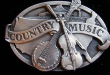 Country Musicians / Country music is homegrown...simple...articulate...spiritual...and is part of me! / by Bobby G