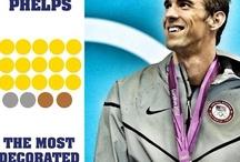 Michael Phelps / USA / by Tina Coover