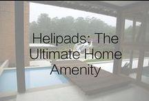 Helipads: The Ultimate Home Amenity