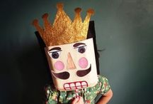 creative little ones. / Art projects for kiddos that aren't lame.  / by Amber Andrews