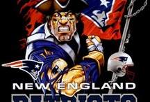 New England Patriots / A Revolution built this team... / by Bobby G