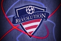 New England Revolution / Another one is coming... / by Bobby G