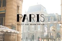 Paris, the city of love <3
