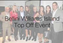 Bellini Williams Island Top Off Event