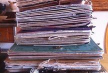 Mixed Media, Art Books, journals