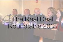 The Real Deal Roundtable 2013