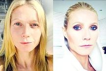 Celebrities Without Makeup / Celebrities without makeup. With or without makeup, their natural beauty shines through! / by Us Weekly