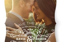 Wedding Invites and Save the Dates / by Jacques Reyes