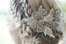 Wedding Hairstyle / Wedding Hair Pegs / by Jacques Reyes