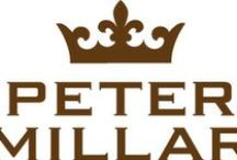 Peter Millar  / Peter Millar sets the standard with lifestyle apparel that can be worn on or off the golf course.