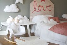 Nursery/Kiddie Rooms / by Patti Giannavola