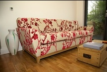 5. Customised sofas, corners & chaises / Customised sofas, corner and chaise units; combinations or sets; sectional seating....all are made to order, in any fabric, in Europe.