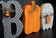 Trick or Treat / by Shaunna Keehr