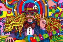My Psychedelic 70's / A blast from my past...!