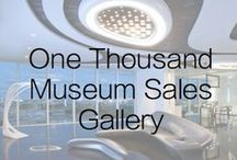 One Thousand Museum Sales Gallery