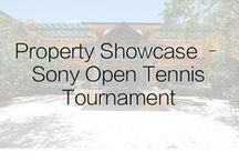 Property Showcase- Sony Open Tennis Tournament