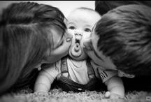 BABY LOVE / The love between a parent and their baby is priceless. Melt over beautiful moments between loving moms and dads and their cute babies. Baby | Cute | Maternity | Pregnant | Pregnancy | Motherhood | Love | Baby on Board | Bump | Parent hood.