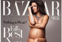 COVER GIRL / Celebrate pregnacy and your new curves - be a cover girl and embrace your changing body like these beautiful pregnant moms... Maternity | Pregnant | Pregnancy | Motherhood | Fashion | Style
