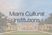 Miami Cultural Institutions