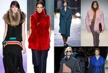 FASHION WEEK / The latest looks and styles from the catwalk.  Fashion week inspiration | pregnancy | mom to be | pregnant | style the bump | maternity at fashion week | pregnancy style inspiration | bump style.