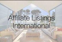 Affiliate Listings - International