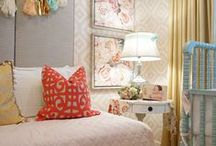 Little Girl's Bedroom Inspiration and Ideas