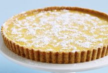 Baked Goods / Cookies, Cake Recipes, Tarts and other baked desserts