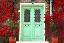 Doors I Want To Walk Through