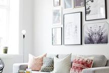 Photos as Artwork in your Home / Using photos in the home | inspiration