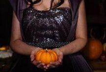 Theme: Pumpkin patch wedding