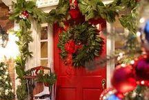 Christmas / Christmas decorating, holiday gift ideas, etc.