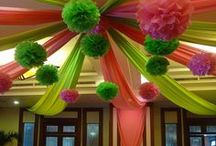 Party Time- Ideas / Party ideas, decorating, food, party drinks