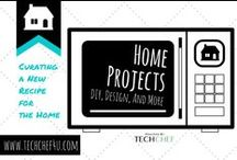 Home Projects / DIY, Design, Organization, Weekend Projects and More! / by TechChef4u