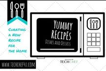 Yummy Recipes / Things that Make Me Go Mmmmm...
