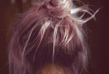Coiffure - cheveux / by Annab ***