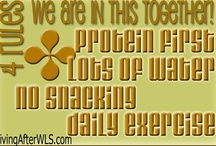 LivingAfterWLS & 5 Day Pouch Test / by Kaye Bailey
