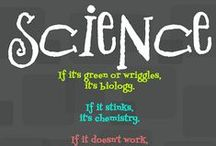 I love Science!!! / This board is for all my favorite science finds!!  / by Melody Shaw