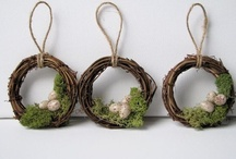 I love wreaths / by April Kerwood