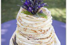 Wedding Cakes // Hochzeitstorten / Wie soll unser Hochzeitskuchen aussehen und wenn ja, wie viele? Wir hatten die Qual der Wahl, sehen sie doch alle zum Anbeißen aus.