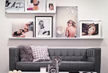 Studio/Office / work space inspiration